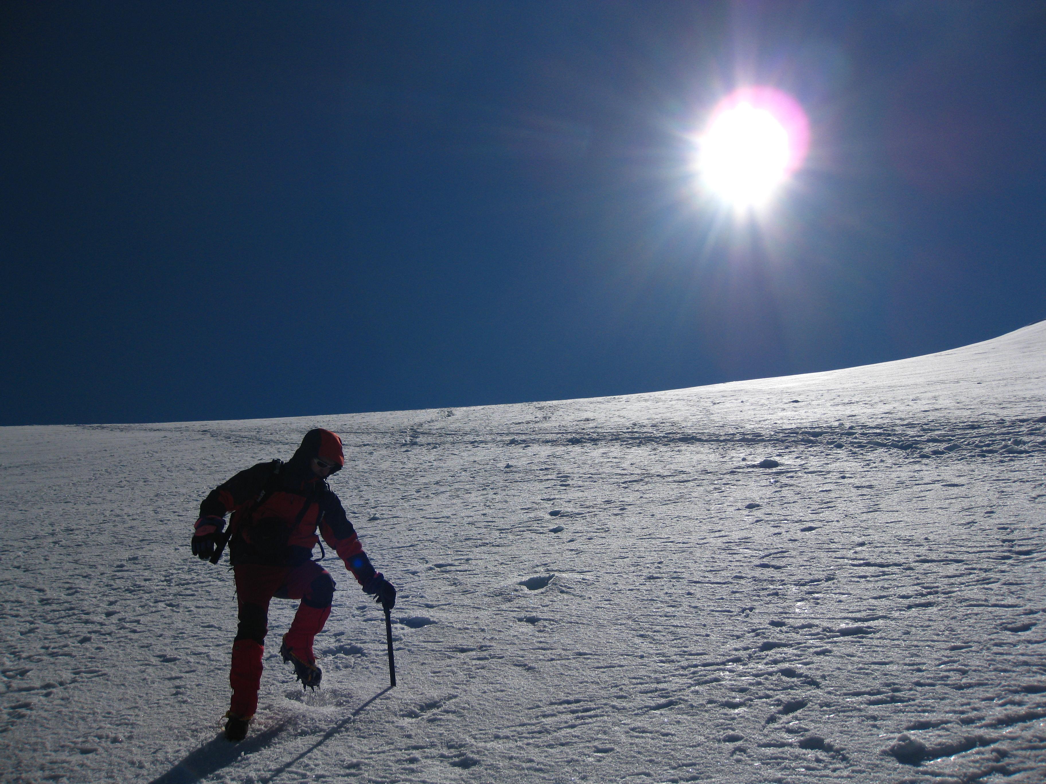 82f392e994 Técnicas de progresión para montaña invernal - Montaña Segura