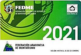 Federarse en montaña: licencia federativa