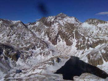 Refugio Cap de Llauset, 12 /11/2017