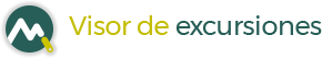 Visor de excursiones