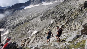 Trail running por el Pirineo