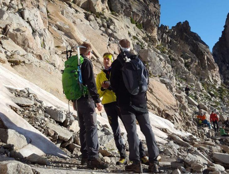 Perfil de las personas que intentan ascender al Aneto y al Monte Perdido