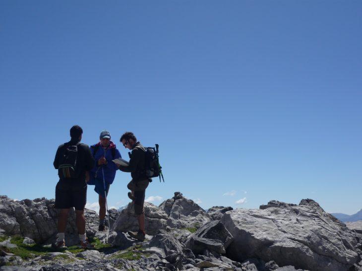 Perfil de las personas que practican alta montaña en el Pirineo Aragonés