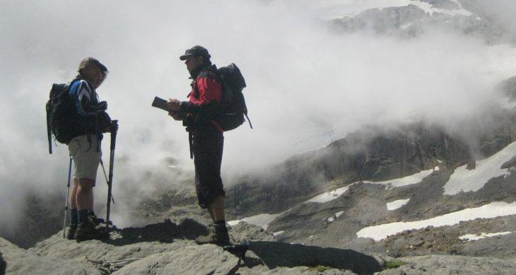 encuestas a los practicantes de actividades en el medio natural