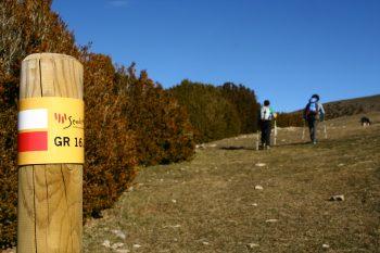 Perfil de las personas que practican senderismo en el Pirineo Aragonés. Foto: Pedro Caballero
