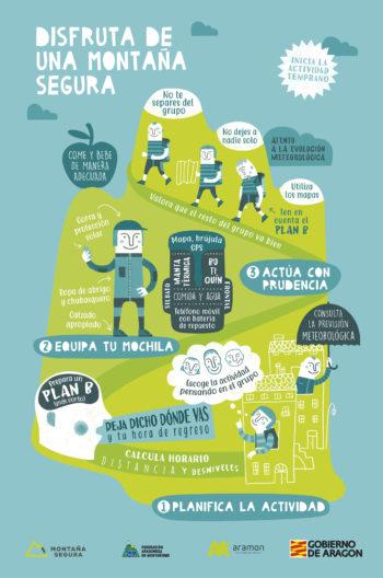 #PEA: Practica senderismo con seguridad