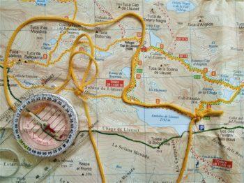 Cómo calcular el horario de una excursión a partir del mapa