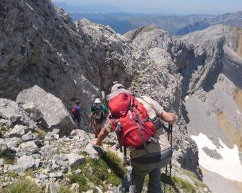 La montaña como medio hostil en caso de sufrir una cardiopatía