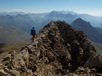 Encuestas 2019 a personas que practican alta montaña