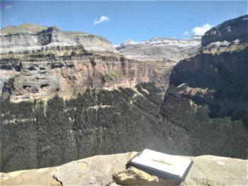 Encuestas en montaña en Calcilarruego (Ordesa)