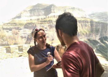Encuestas 2019 a senderistas en el Pirineo Aragonés