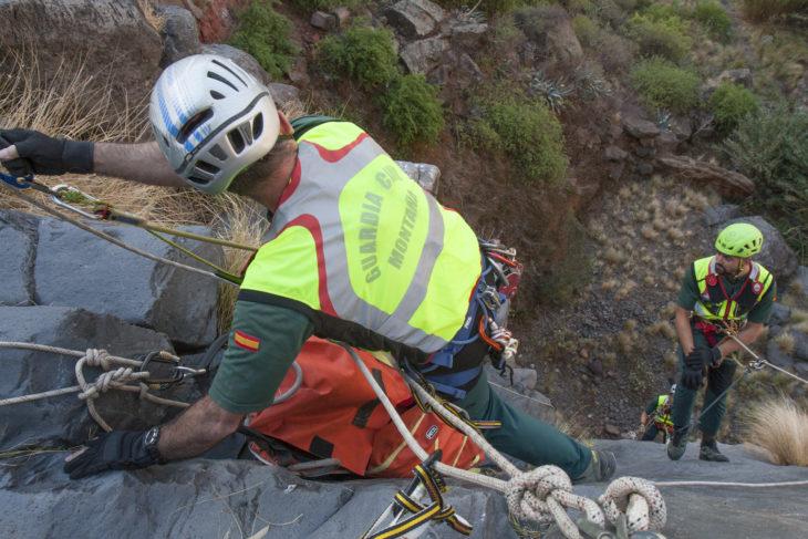 Alta montaña y rescates 2014-2019. GREIM - Fernando Rivero.